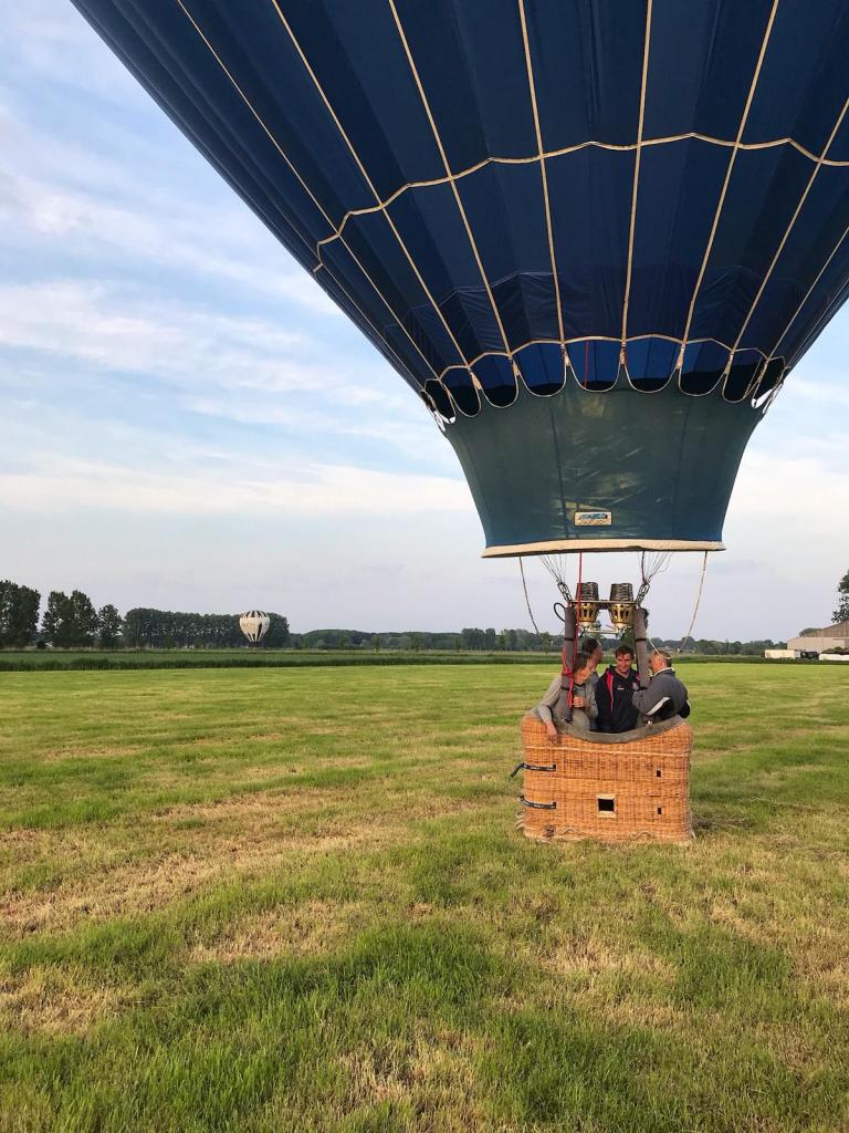 geland ballonvaartbedrijf de waal