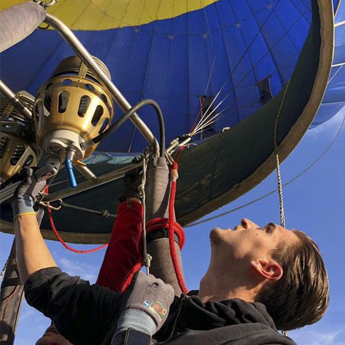 Ballonvaart aanbod