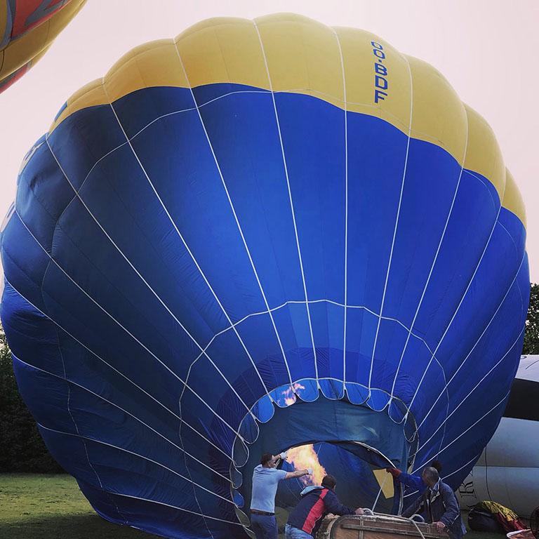 The Flying Dutchman Ballooning Ballonvaarten Ballonvluchten