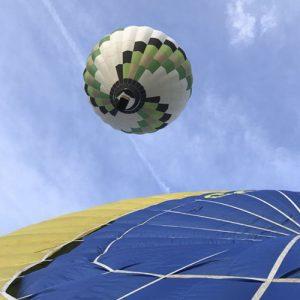 Ballonvaart Zelzate