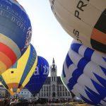 opstijgen ballonvlucht