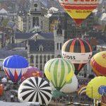 Ballonvluchten Sint-Niklaas