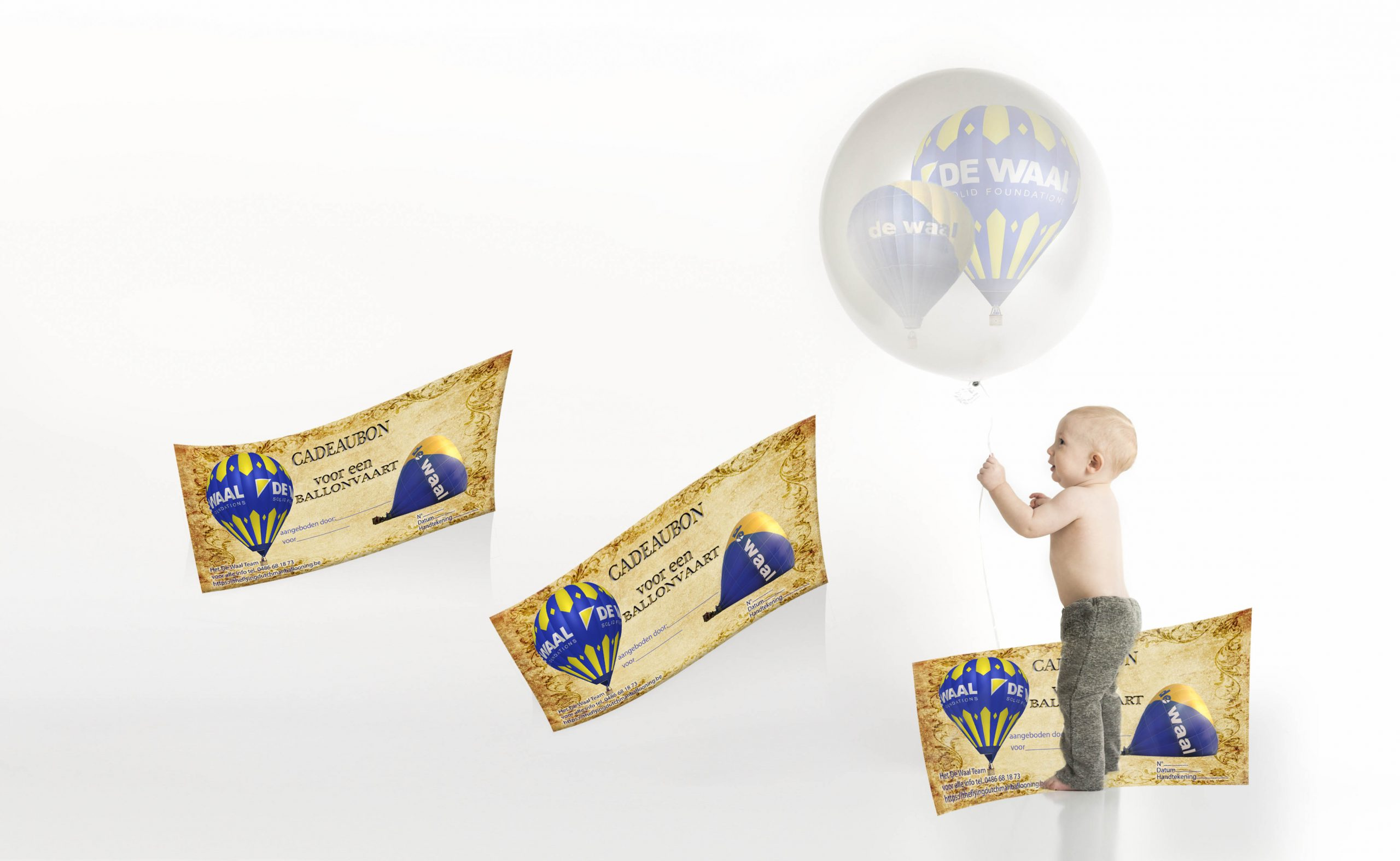 cadeaubon ballonvaart