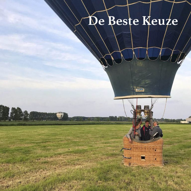 ballonvaart Waasland the flying dutchman ballooning