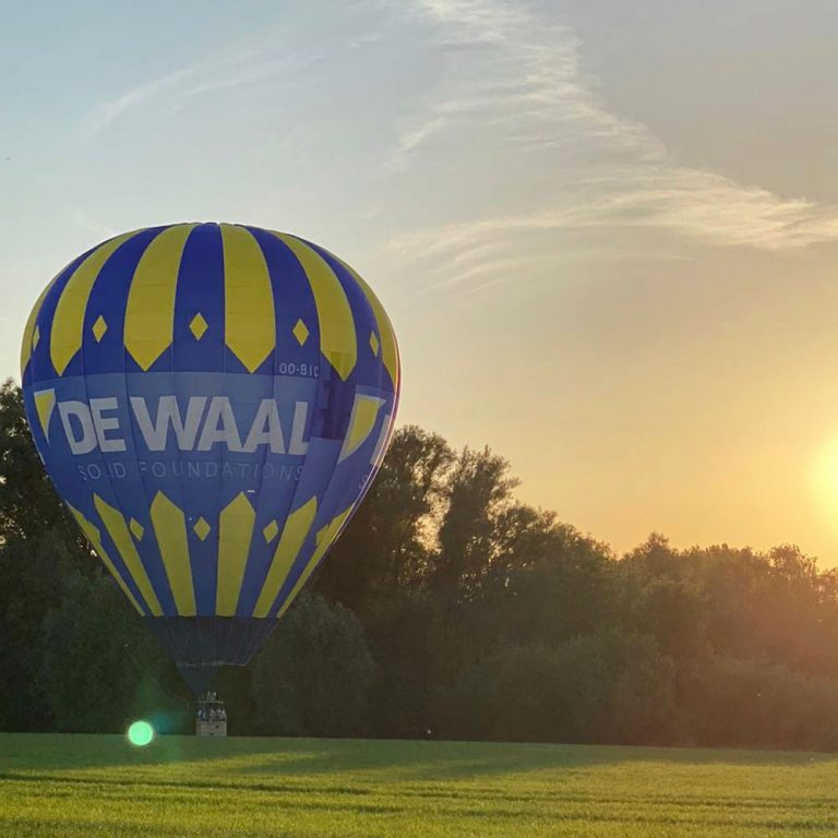 avondvaart the flying dutchman ballooning