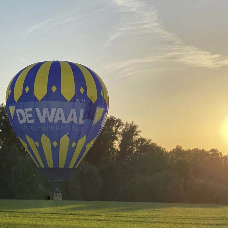 avondvaart the flying dutchman ballooning