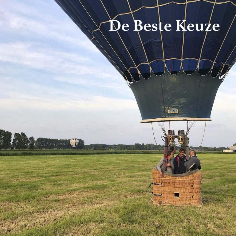 ballonvaart Waasland the flying dutchman ballooning