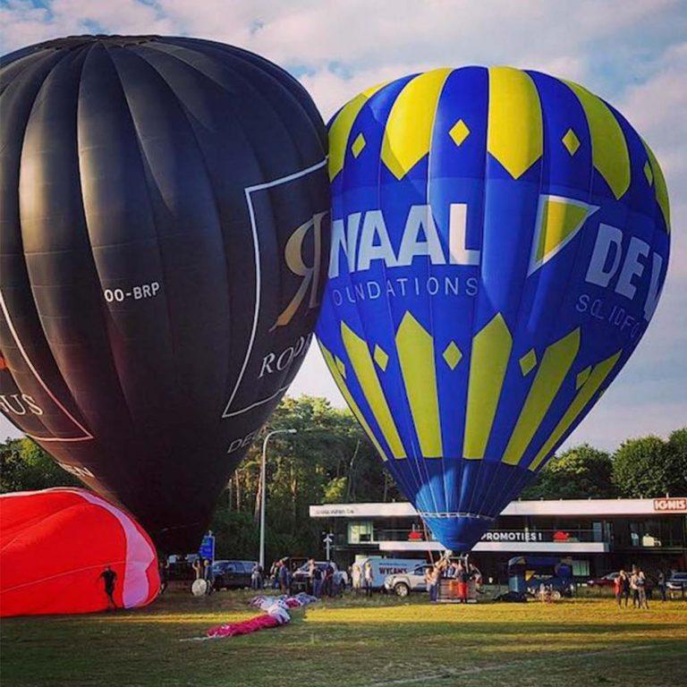 ballonvaart oost-vlaanderen