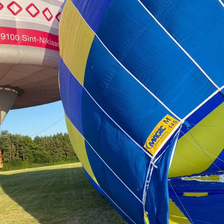 ballonvaart moerbeke