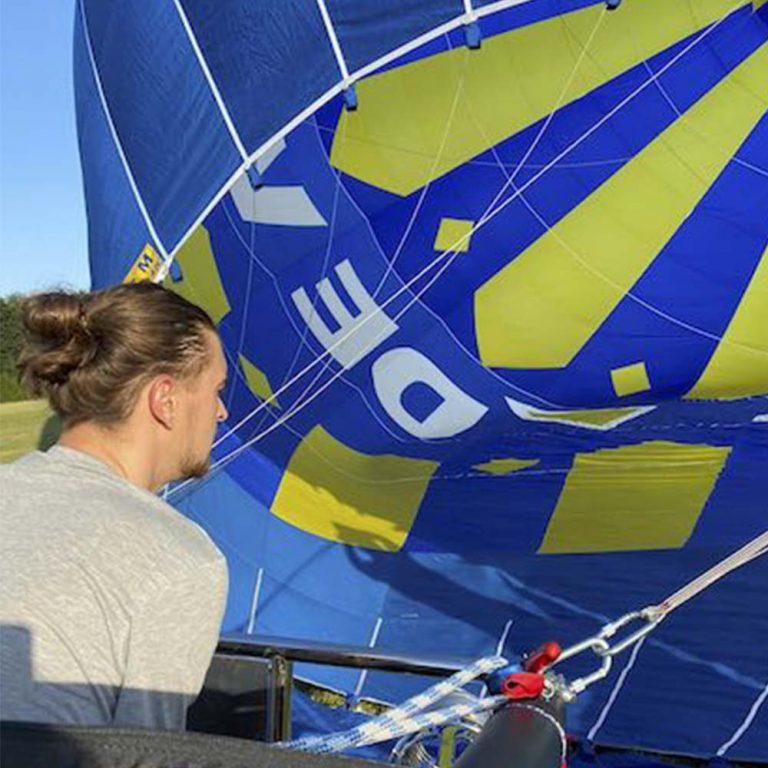 ballonvaart Stekene