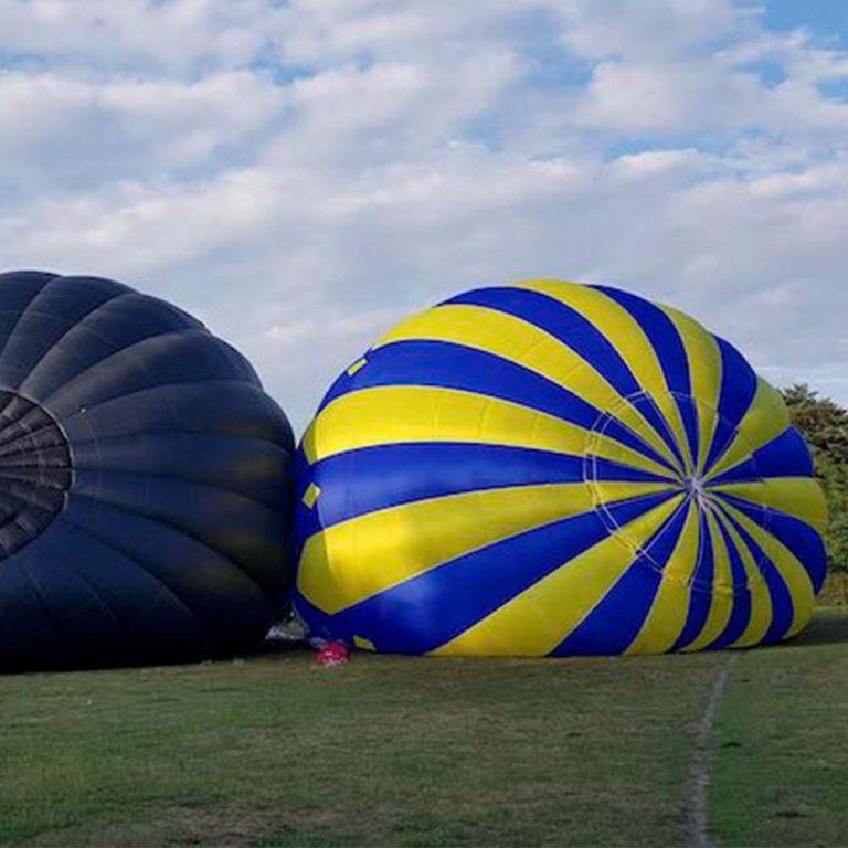 ballonvaart Diest