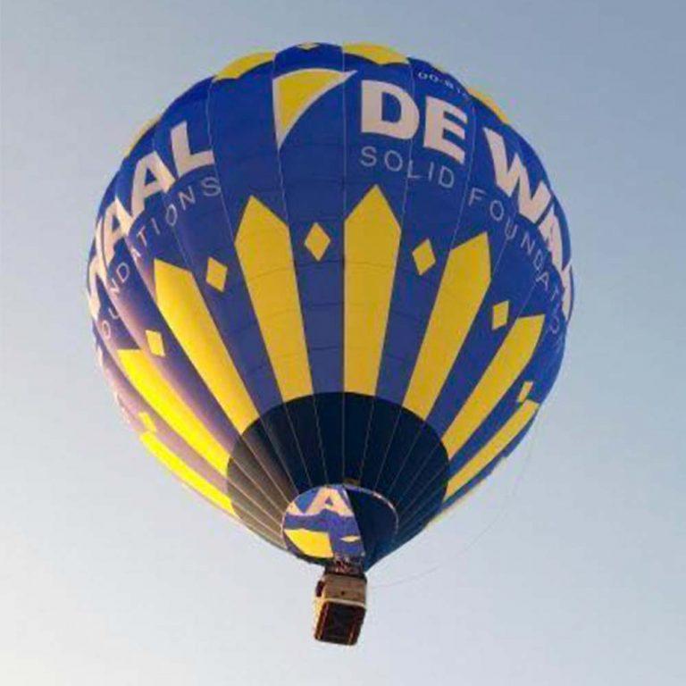 Ballonvaart Tienen