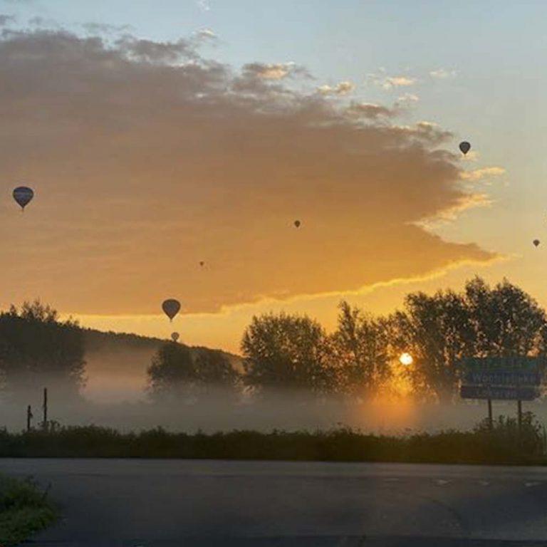ballonvaart Waasmunster