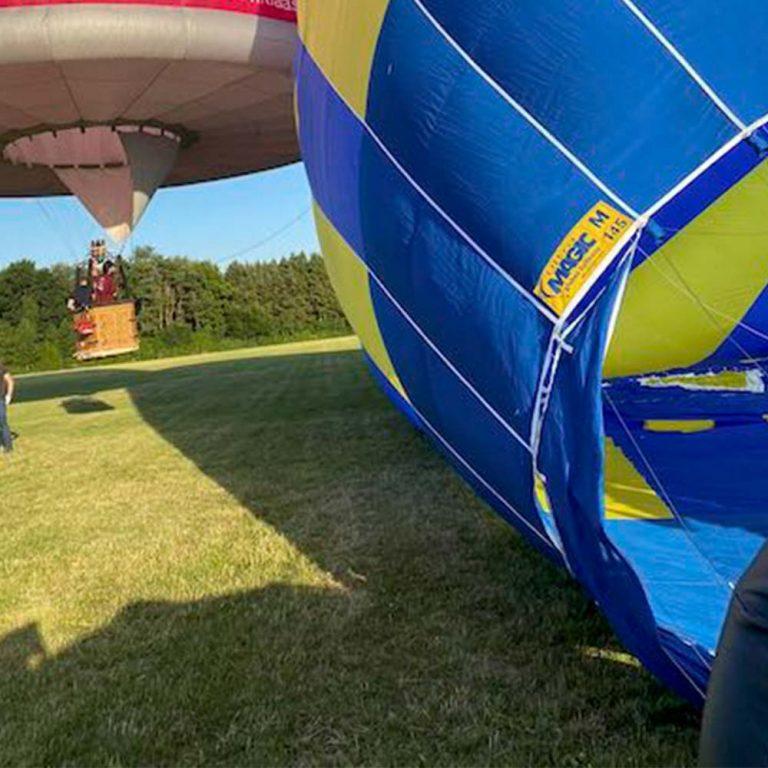 ballonvaart zele