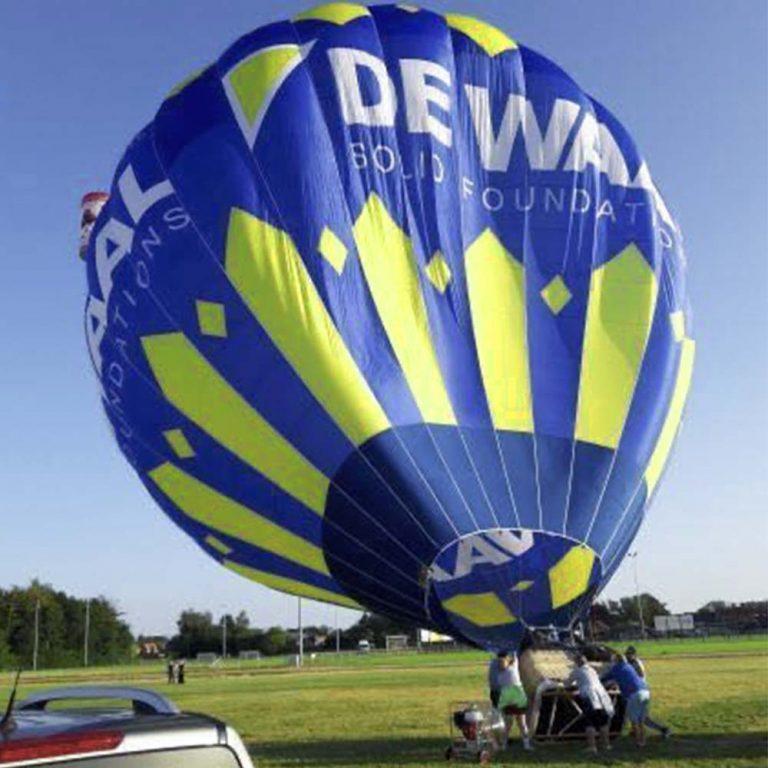 Ballonvaart Wachtebeke